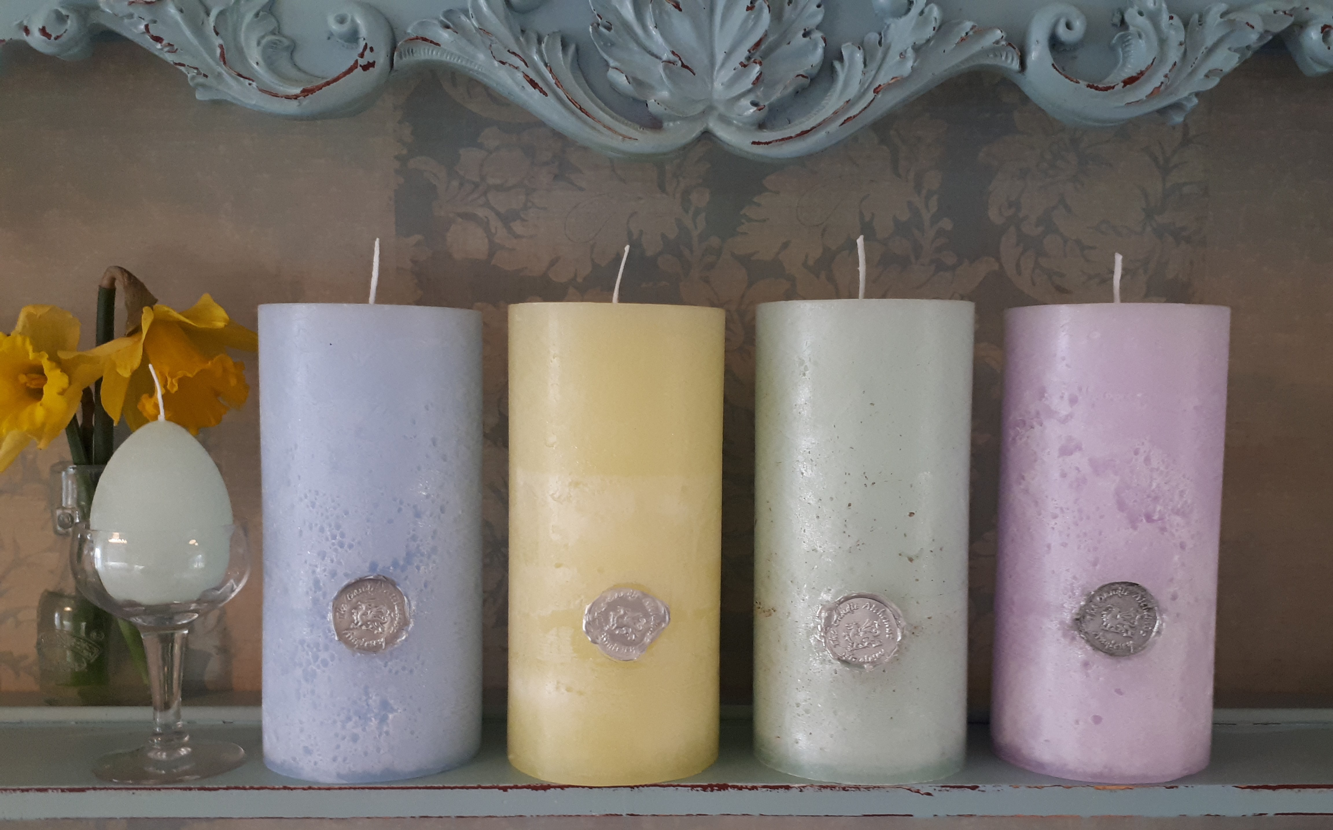 spring candle fragrances