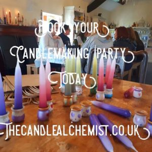 candlemaking parties & groups