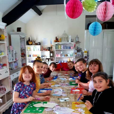 children's birthday party Anglesey