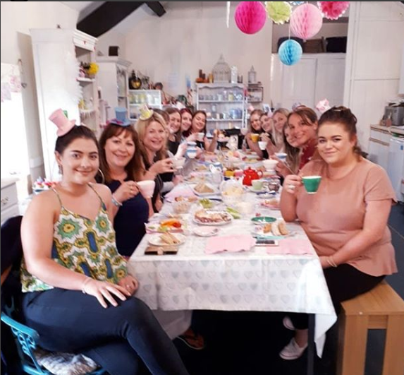 hen party, Anglesey