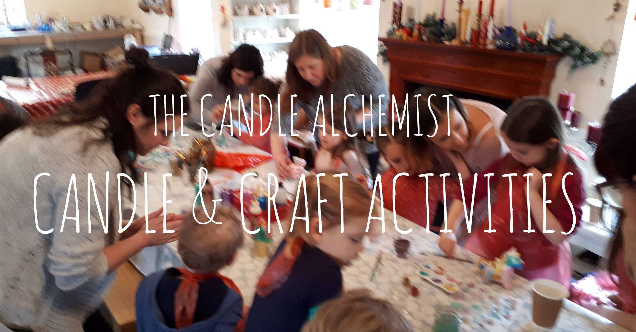 Candle & Craft activities