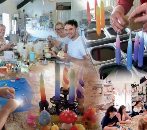 candlemaking anglesey