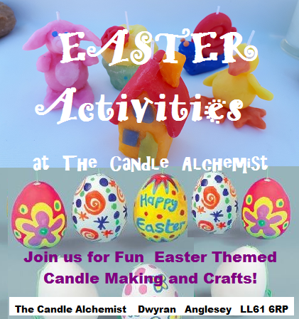 easter activities anglesey