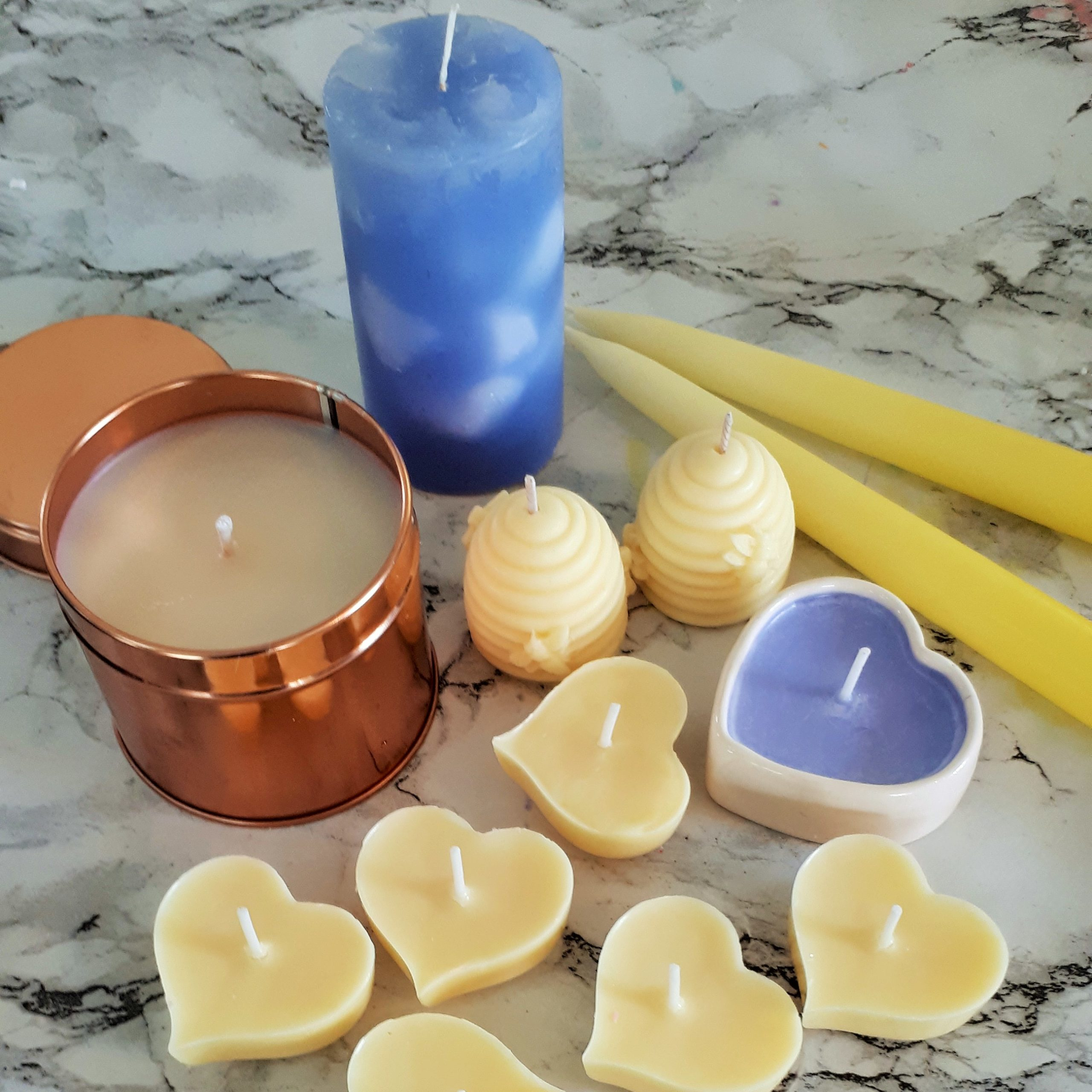 candle making workshop (intermediate)
