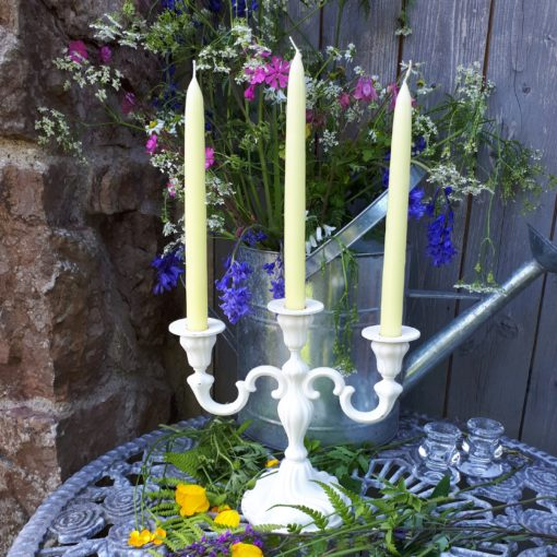 hand dipped candles - Anglesey