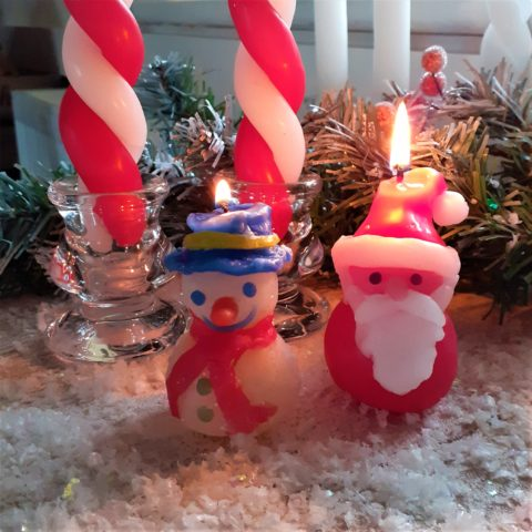 christmas candle workshop